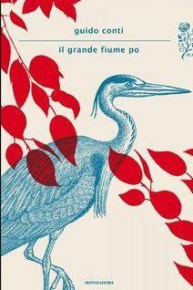 Il grande fiume Po di Guido Conti, copertina libro