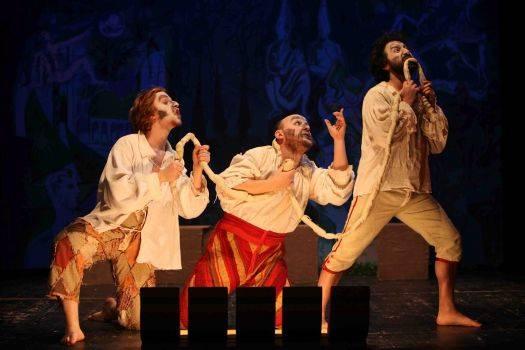 Il grande viaggio, teatro Gonzaga (MN)