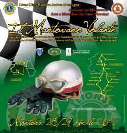 Il Mantovano Volante 2012, Auto Storiche Sportive