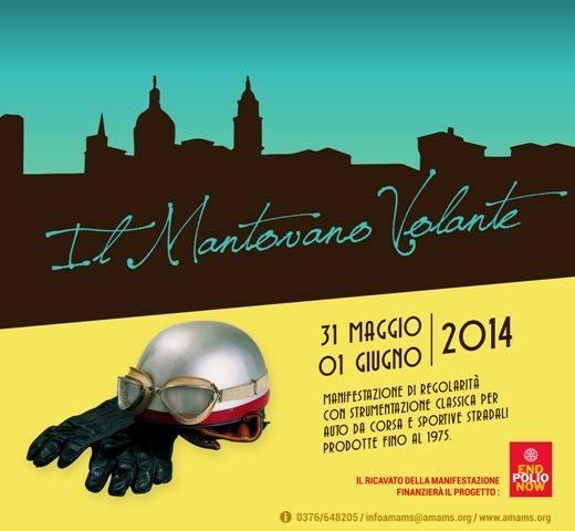 Il Mantovano Volante 2014 Gara Regolarità