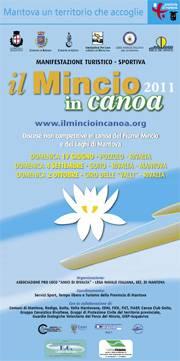 Il Mincio in Canoa 2011