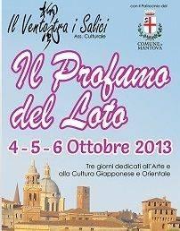 Il Profumo del Loto 2013 Mantova