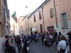 Inaugurazione Ermes Sabbioneta (Mantova)