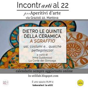 Incontrarti al 22 Mantova