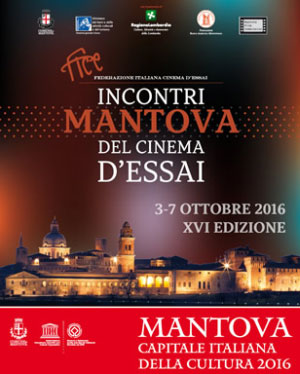 Incontri del Cinema d'Essai 2016 Mantova