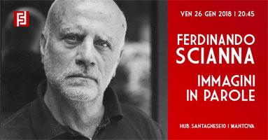 incontro Ferdinando Scianna Mantova 2018 Frammenti di Fotografia