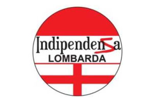 Indipendenza Lombarda logo simbolo partito
