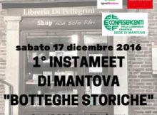 Instameet Igers Mantova Botteghe Storiche 2016