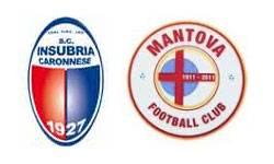 SC Insubria Caronnese – FC Mantova 1-1 | Calcio Serie D