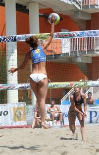 Intesa Lavoro Beach Volley Tour 2011