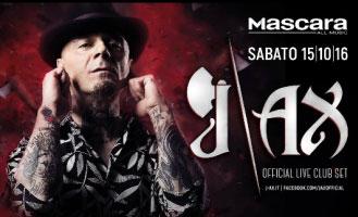 J-AX discoteca Mascara Mantova 2016