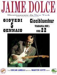 Jamie Dolce Ciccibluesbar Viadana (Mantova)