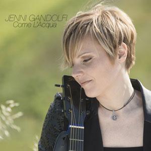 album Come l'acqua di Jenni Gandolfi