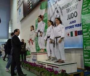 Francesca Ferrari Judo