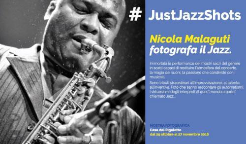 mostra fotografica Just Jazz Shots Nicola Malaguti Mantova 2016