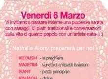 Kiddush e Cena Ebraica a Porto Mantovano (Mantova)