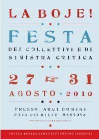 La Boje! Festa Arci Donini Mantova