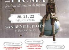 La fiuma festival teatro di figura 2016 San Benedetto Po