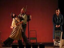 Teatro La guerrra Carlo Goldoni