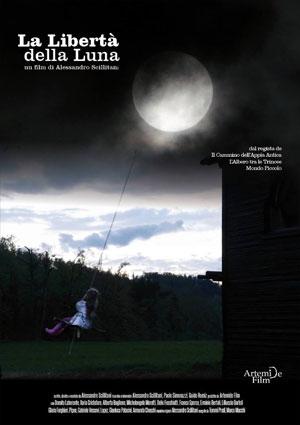 La libertà della Luna, locandina film