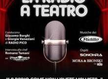 La Radio a Teatro Gonzaga (Mantova)