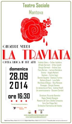 La Traviata Mantova Teatro Sociale
