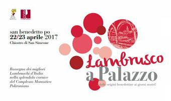 Lambrusco a Palazzo 2017 a San Benedetto Po (Mantova)