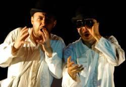 Laurel & Hardy Vanno in Paradiso, Teatro Pegognaga (Mantova)