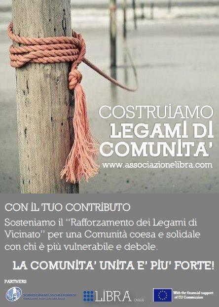 Legami di Comunità Associazione Libra Onlus Mantova