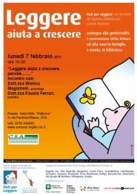 Leggere Aiuta a Crescere, Virgilio (MN)