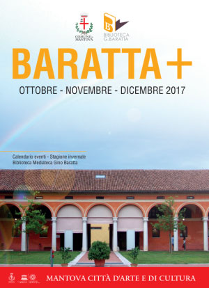 Leggere fotografie Marco Brioni Mantova Biblioteca Baratta 2017