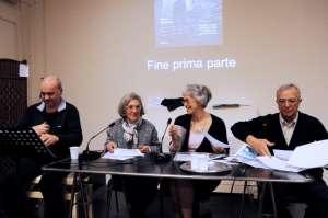 Letture Università della Terza Età di Mantova