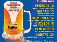 Levata A Tutta Birra 2015 festa della birra