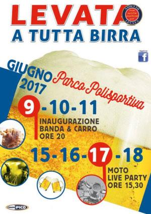 Levata A Tutta Birra 2017