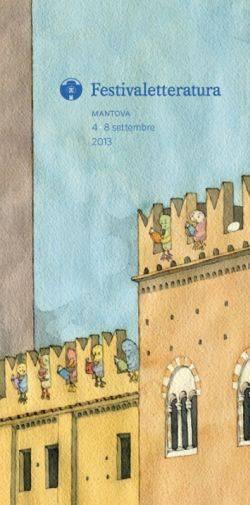 Libretto programma Festivaletteratura 2013 Mantova