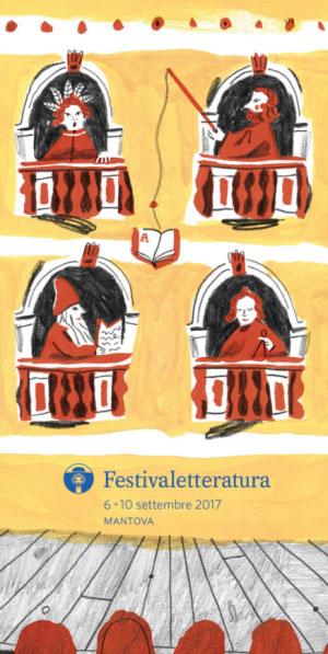 libretto programma Festivaletteratura 2017 Mantova