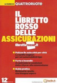Libretto Rosso Assicurazioni 2013 QuattroRuote