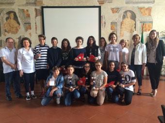 LILT Mantova Scuola Media Sacchi di Mantova 2016