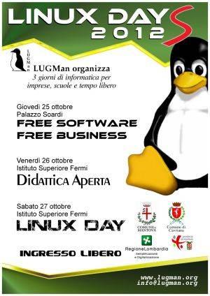 Linux Day Mantova 2012