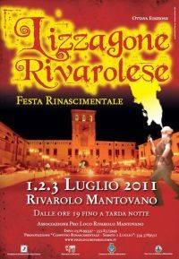 Lizzagone Rivarolese 2011 Rivarolo Mantovano (Mantova)