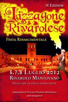 Lizzagone Rivarolese 2012 Rivarolo Mantovano (Mantova)