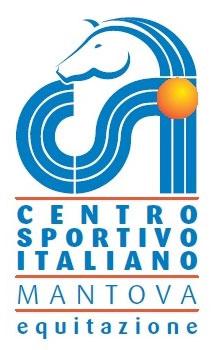 CSI Mantova Equitazione logo