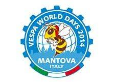 logo Vespa World Days 2014 Mantova