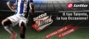 Calcio Lotto Talent 2012 Mantova