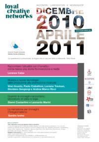 Corsi Loyal Creative Networks Mantova