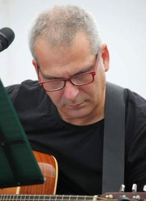 Luca Bonaffini musicista