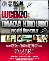 Lucenzo Danza Kuduro Mantova - Ombre Summer Village Viadana