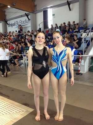 Maccacaro - Occhio nuoto sincronizzato juniores