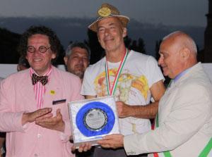 madonnaro Andrea Mariano Bottoli premiazione Grazie 2014