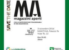 Magazzini Aperti On Tour Mantova 2016
